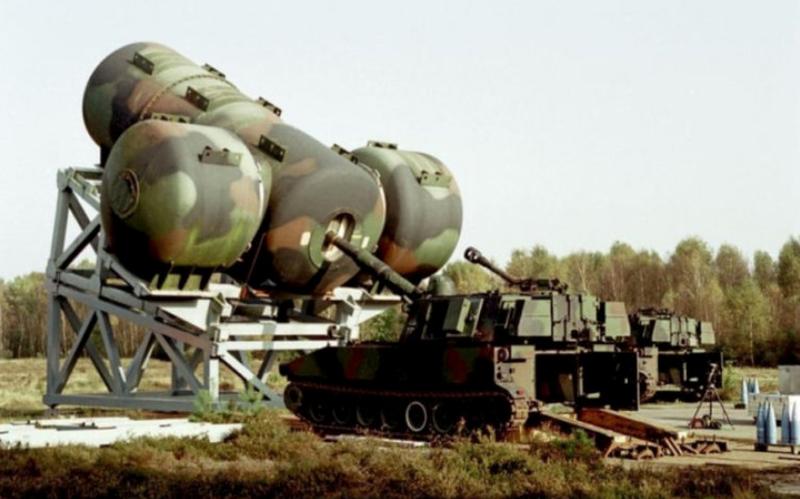 Illustration for article titled No es lo que imaginas: así luce un gigantesco silenciador militar de artillería