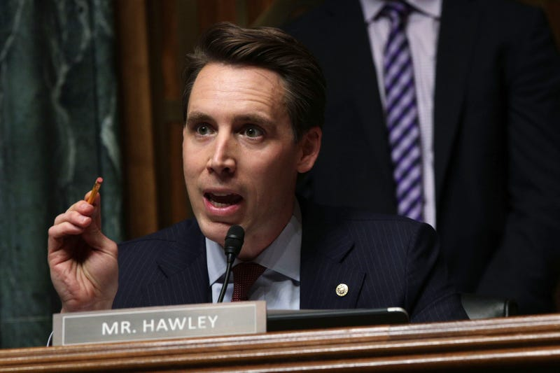 U.S. Senator Josh Hawley (R-MO)