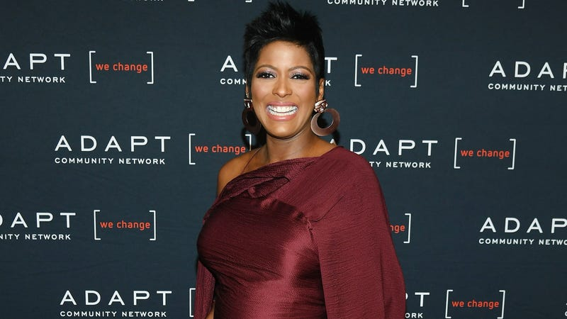 Tamron Hall attends the The 2019 2nd Annual ADAPT Leadership Awards at Cipriani 42nd Street on March 14, 2019 in New York City.