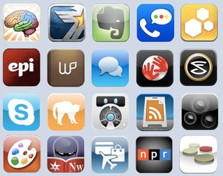 Illustration for article titled Gizmodo's Essential iPhone Apps: Fall 2009