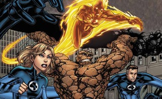 Illustration for article titled Would Marvel Really Cancel Its Fantastic Four Comics To Hurt The Movie?