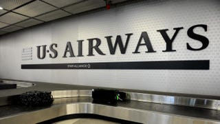 US Airways baggage claim at Chicago's O'Hare Airport Aug. 13, 2013MIRA OBERMAN/AFP/Getty Images