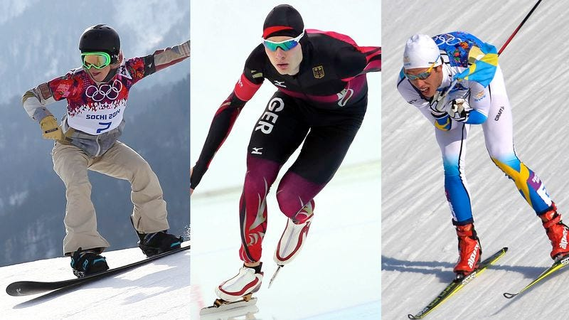 Illustration for article titled Winter Olympics Inspire Nation's Youth To Try Sports Their Parents Can't Afford