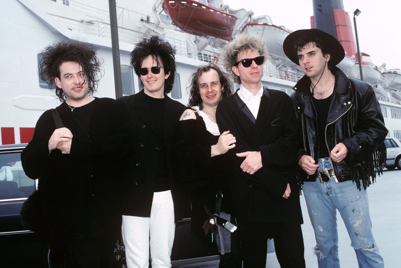 A beginner's guide to the music of The Cure