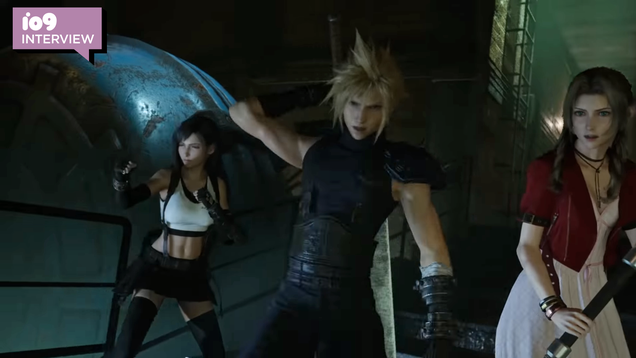 Final Fantasy VII Remake s Female Heroes Tell Us About Being Part of a Defining Piece of Pop Culture History