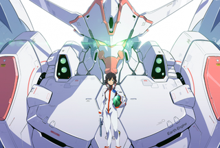 Illustration for article titled The Captain Earth Manga will end in the 4th Volume