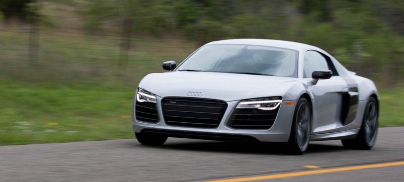 Saying Goodbye To The Audi R V Plus The Best Modern Halo Car - Best audi car model