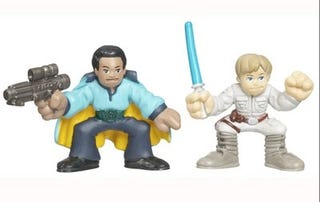"""Illustration for article titled George Lucas Wants To Make """"Jedi Babies"""" TV Series"""