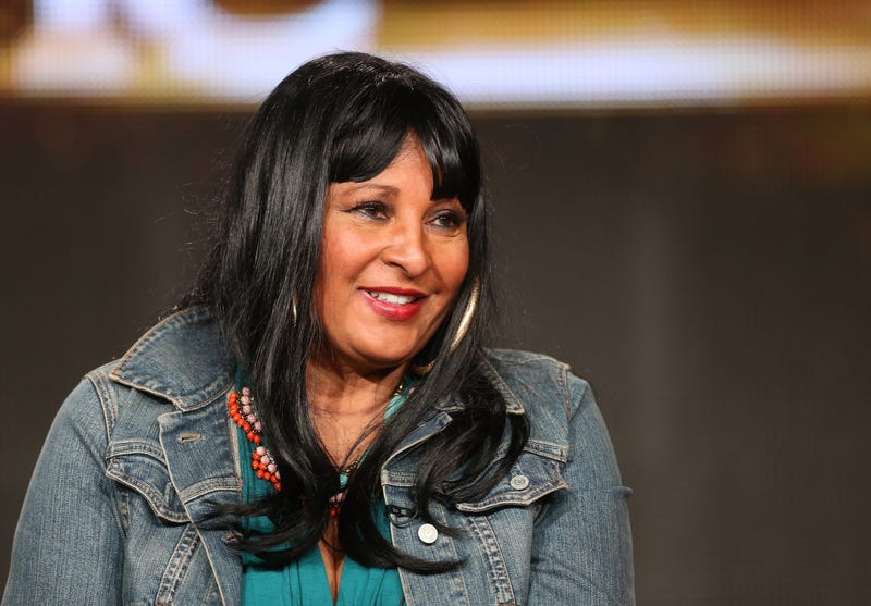 Pam Grier in 2014  Frederick M. Brown/Getty Images
