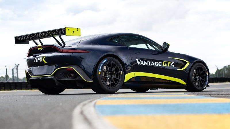 All Photos Credit Aston Martin