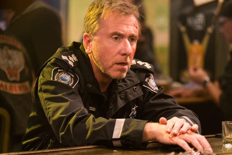 Tin Star is a wannabe Fargo that's more latter-day Sons Of