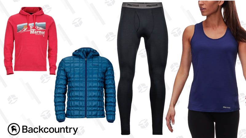 Up to 25% off Marmot | Backcountry