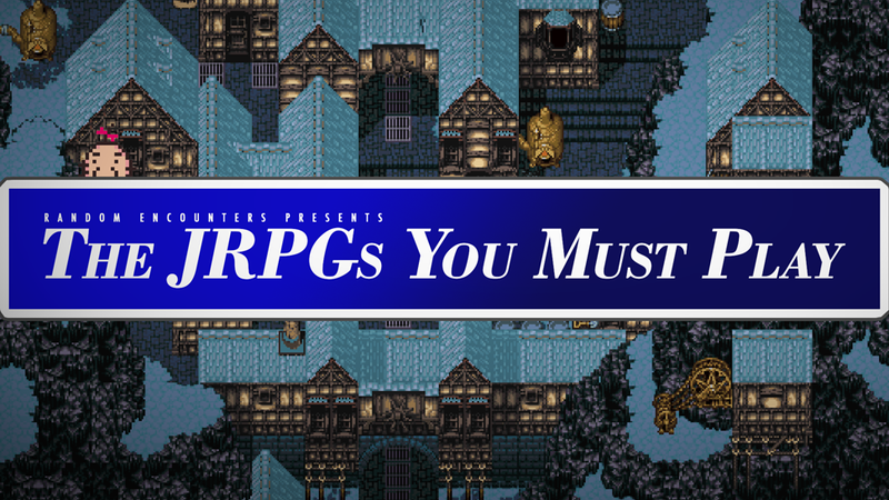 Illustration for article titled The 20 JRPGs You Must Play