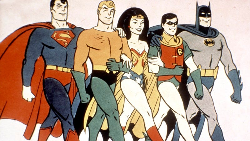 Superfriends (Photo by ABC Photo Archives/ABC via Getty Images)