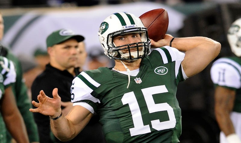 Illustration for article titled Is Tim Tebow Headed To Arena Football?