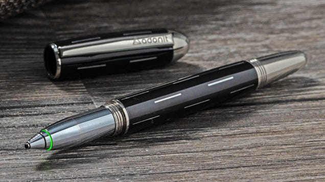 This $250 Stylus for iPhones and iPads Has Montblanc Style, but Isn t Very Smart