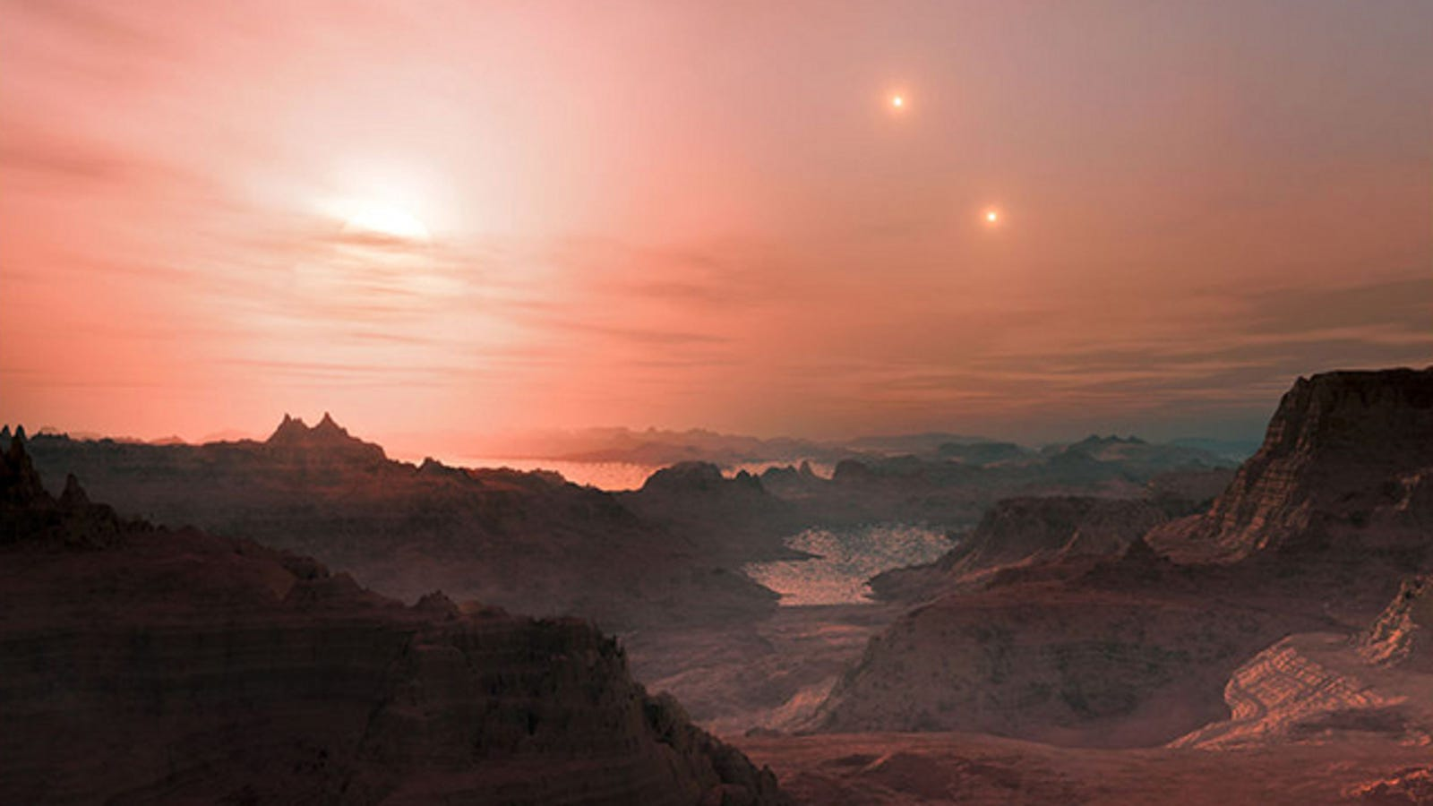 Astronomer discovers three potentially habitable planets ...