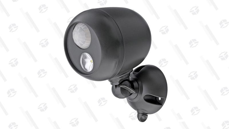 Mr Beams MB360 Wireless LED Spotlight with Motion Sensor and Photocell | $9 | Amazon