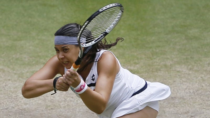 Illustration for article titled BBC Apologizes For Shitty Thing It Said About Bartoli And Her Dad