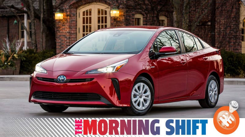 Illustration for article titled Toyota Isn't Quitting on the Prius Just Yet
