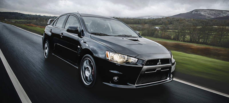 Why Buy A Honda Civic When The Best Lancer Evolution Ever Made ...