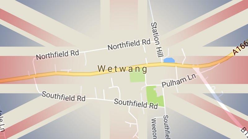 Image: Wikimedia/Google Maps/Gizmodo