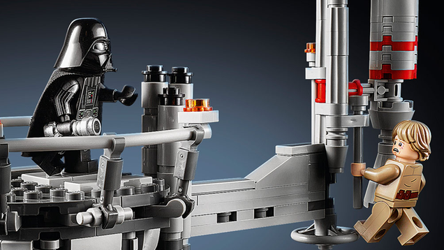 Search Your Feelings, You Know Lego s Empire Strikes Back Anniversary Set to Be Cool