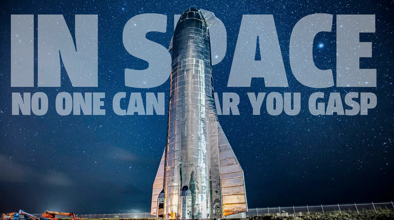 All About SpaceX's Ambitious New Starship