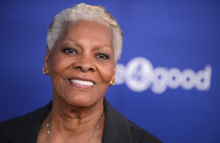 Illustration for article titled Report: Dionne Warwick Hospitalized 2 Weeks For Shower Slip And Fall