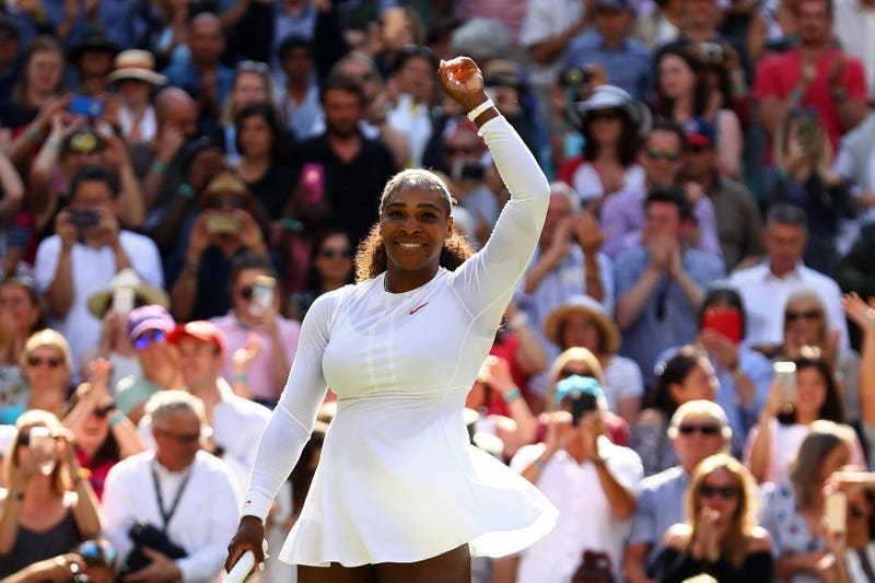 Illustration for article titled Serena Williams Soars to No. 28 in WTA Rankings, Flying Through 153 Spots
