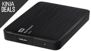 Your Favorite Portable Hard Drives are Back On Sale