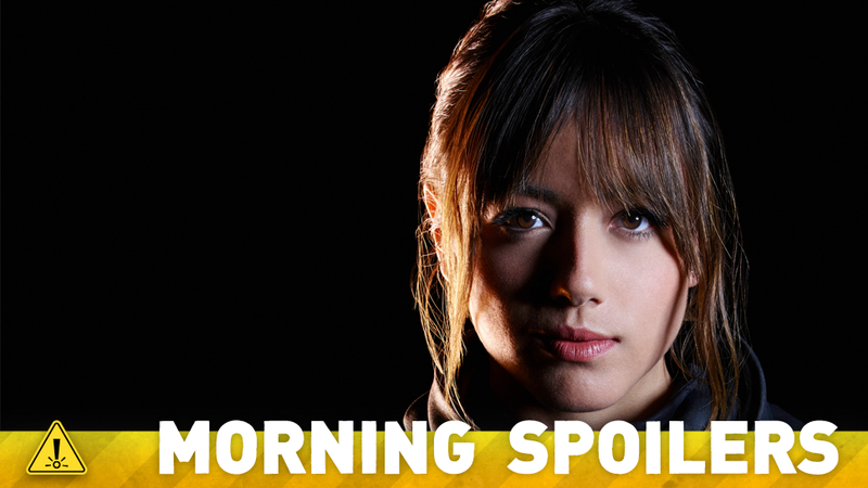"""Illustration for article titled Agents Of SHIELDGives Us Our First Look At The """"New"""" Daisy Johnson!"""