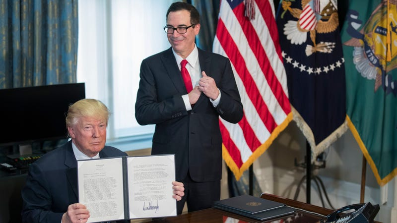 Trump Administration Tax Loophole Is Government Assistance