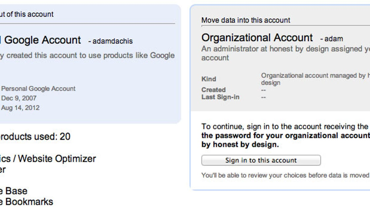 How to Migrate Your Google Data from One Account to Another