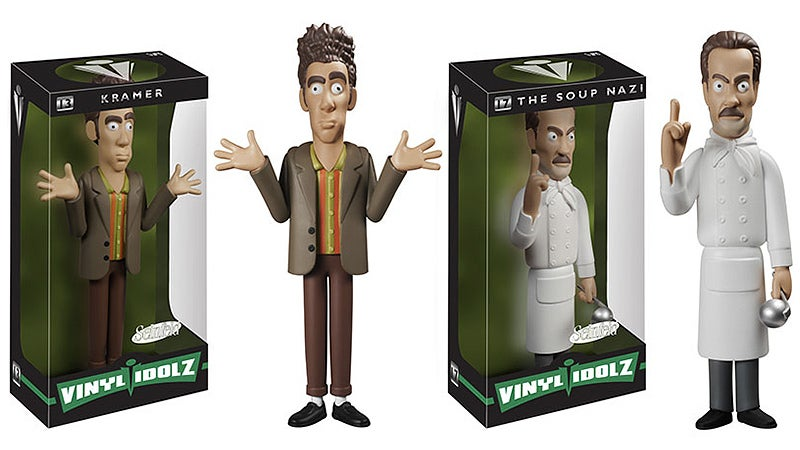 This Is As Close As You Ll Ever Get To Seinfeld Action Figures