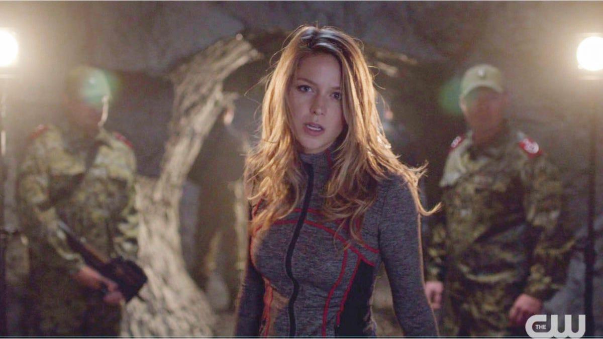 Supergirl Season 4 Premiere Recap: American Alien Darkseid Tease