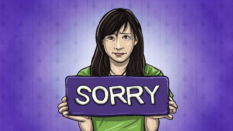 The best ways to apologize when you screw up at work or at home after promising your boss you would complete an important assignment on time you realize youre behind and its going to be late ccuart Choice Image
