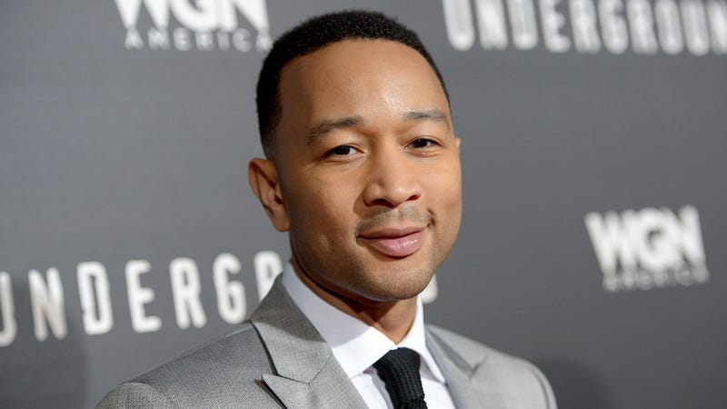 Illustration for article titled 'If Jesus Were Alive Today He Would Work At A Spencer's Gifts In The Mall And Never Get Laid': 5 Questions With John Legend