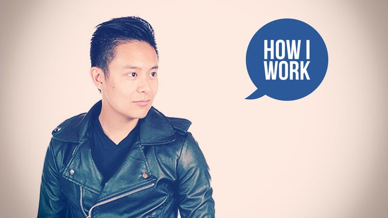 Illustration for article titled How We Work 2015: Herbert Lui's Gear and Productivity Tips