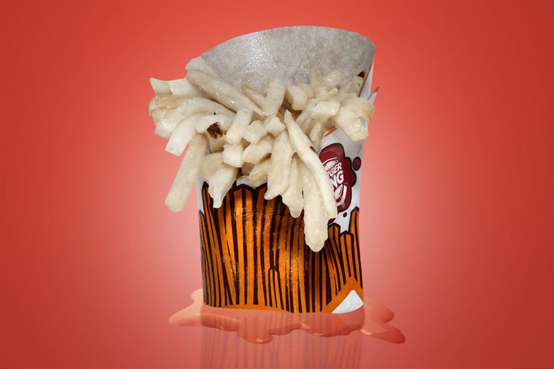 Illustration for article titled Burger King Introduces New Healthy Deep-Steamed French Fries