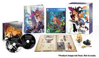 Illustration for article titled Unboxing:The Witch and the Hundred Knight - Revival Edition
