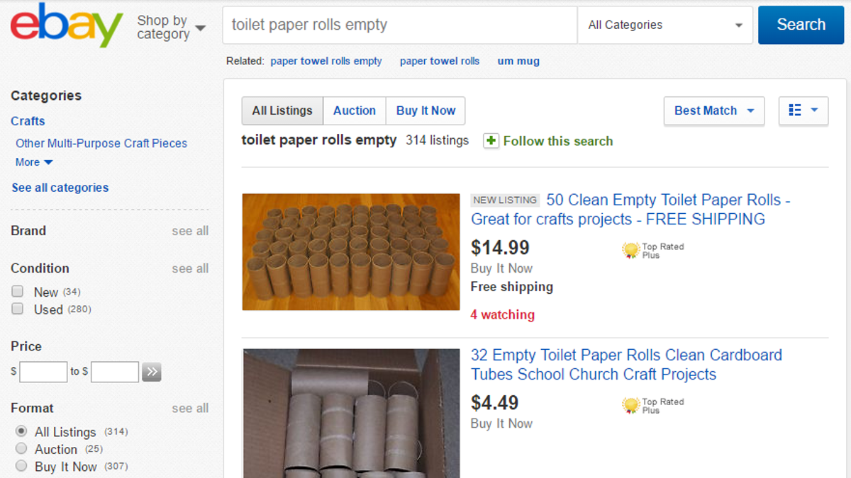 Before You Throw Something Out, Check If You Can Sell It on eBay