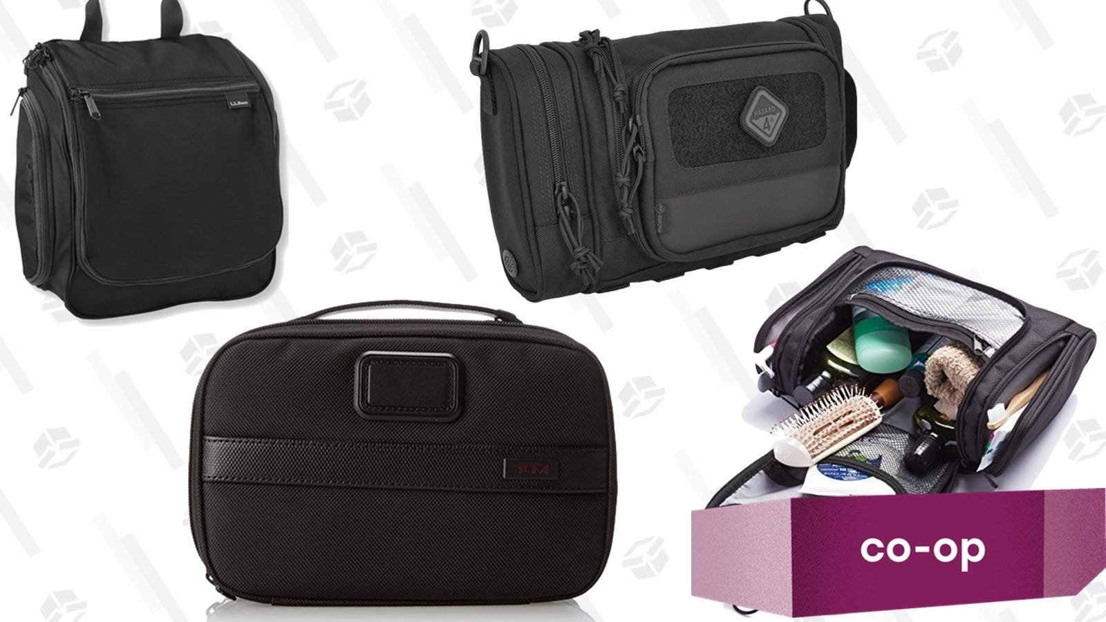 These Are Your Four Favorite Travel Toiletry Bags e096329dfbf99