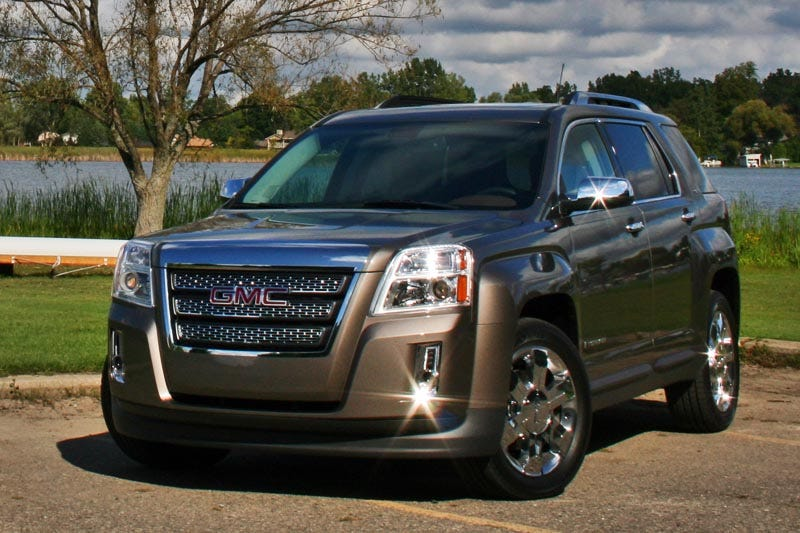 Illustration for article titled 2010 GMC Terrain: First Drive