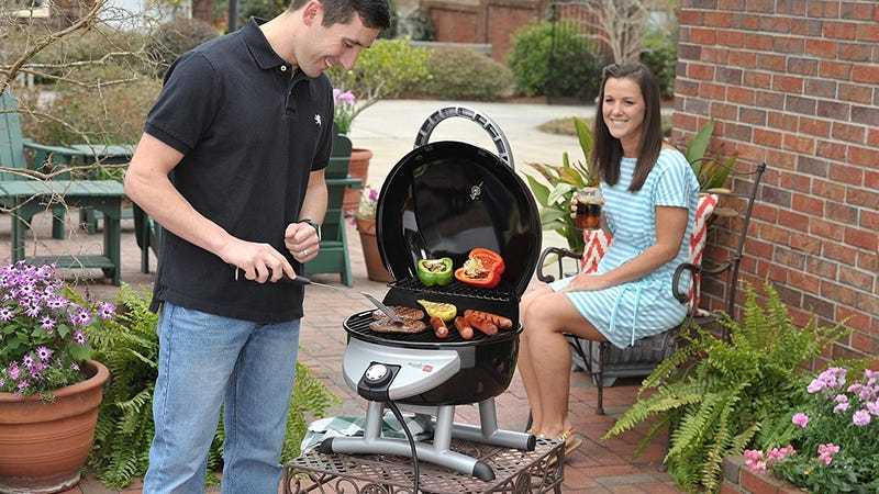 Char-Broil Patio Bistro | $87 | Woot