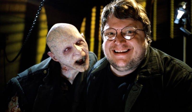 Illustration for article titled Tres joyas macabras de Guillermo del Toro que quizás no conocías