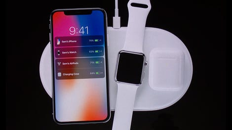 you can wirelessly charge your phone with this wireless battery that also wirelessly charges. Black Bedroom Furniture Sets. Home Design Ideas