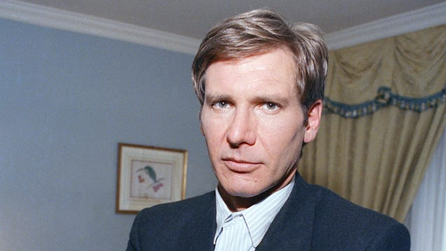 Harrison Ford as a You...