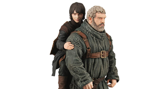 Illustration for article titled This Hodor figurine unfortunately does not come with Hodor sound effects