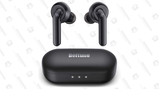 Snag Boltune Active Noise Canceling Wireless Earbuds for Just $30